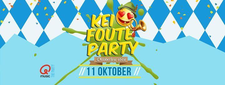 Kei Foute Party Oktoberfest-editie