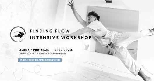 Finding Flow Weekend Workshop - LISBOA - 30./31.10.21, 30 October | Event in Barreiro | AllEvents.in