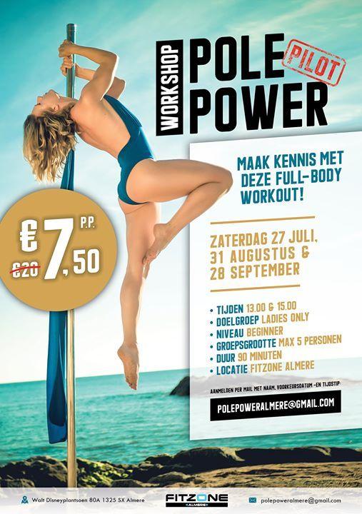 Workshops Pole Power