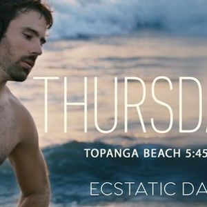 Ecstatic Dance LA  Topanga Beach