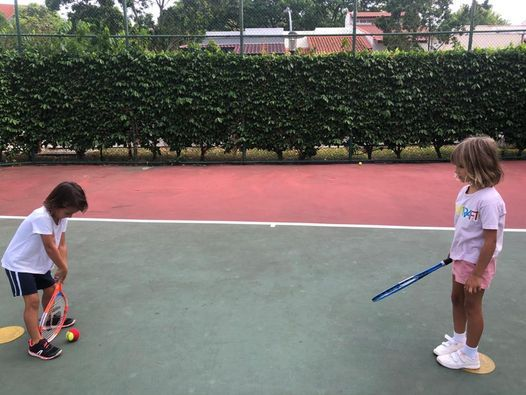5 days Teddy Tennis & Soccer Morning Camp at only 170
