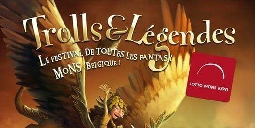 Trolls & Légendes Live, 15 October   Event in Mons   AllEvents.in