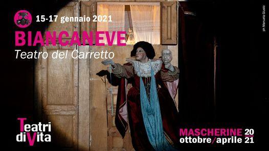 Biancaneve, Teatro del Carretto a Bologna, 15 January | Event in Calderara Di Reno | AllEvents.in