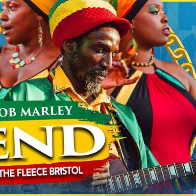 Legend A Tribute to Bob Marley