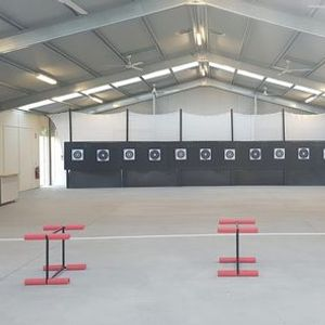 Double Vegas Round Indoor Archery Competition