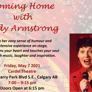 Coming Home - A Concert with Judy Armstrong  Postponed