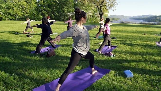 FREE Yoga in the Park   Event in Chicago   AllEvents.in