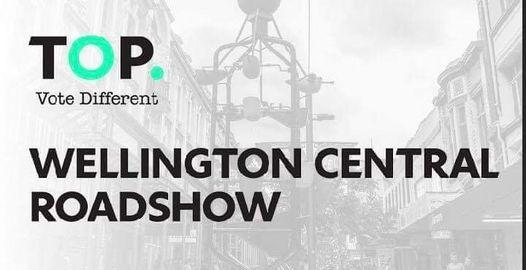 Roadshow - Wellington Central