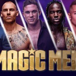 MAGIC MEN MASQUERADE PARTY 2021