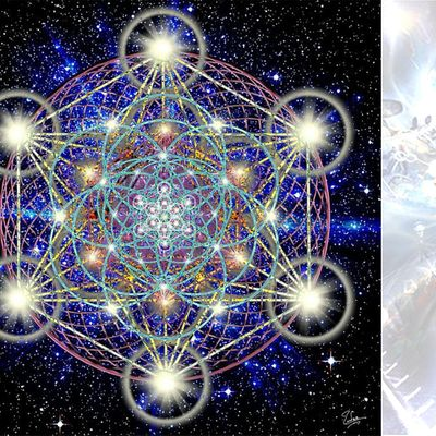 Crystal Healing with Inter-Dimensional Energy Healing -Reiki Master