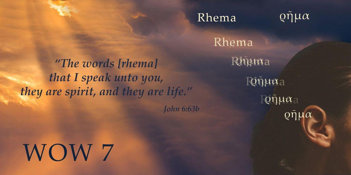 Rhema Apostolic Deliverance Ministries events in the City