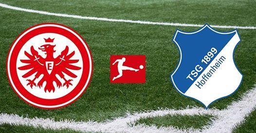 1. Spieltag Eintracht Frankfurt - TSG 1899 Hoffenheim