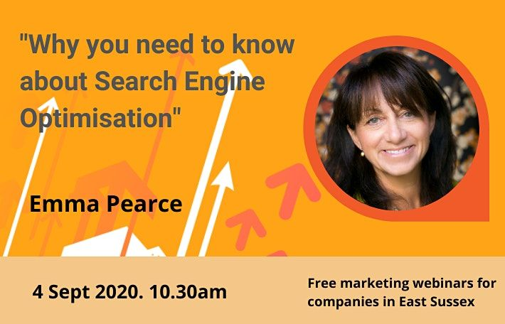 Why you need to know about SEO (Search engine optimisation), 4 February   Online Event   AllEvents.in