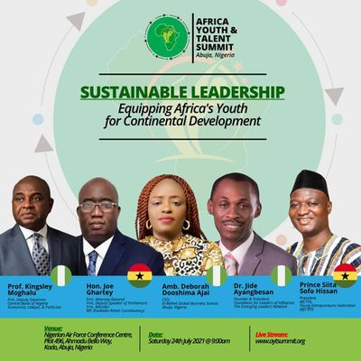 AFRICA YOUTH AND TALENT SUMMIT 2021 ABUJA-NIGERIA