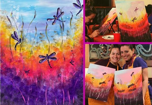 Paint in the Park - Outdoor Sip and Paint Session (BYO)
