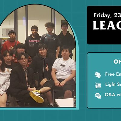 UTS Esports League of Legends Meet N Greet