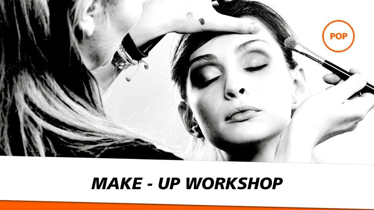 Open Day Workshop Poslovni make-up videz