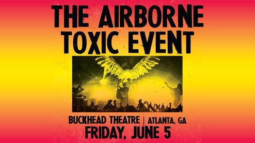 RESCHEDULED // The Airborne Toxic Event, 25 February | Event in Atlanta | AllEvents.in