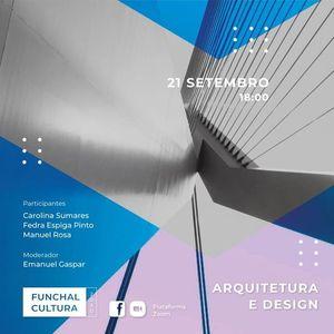 Funchal Cultura 2030 Arquitetura e Design