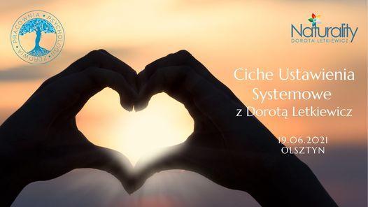 Ciche Ustawienia Systemowe  z Dorotą Letkiewicz, 19 June   Event in Olsztyn   AllEvents.in