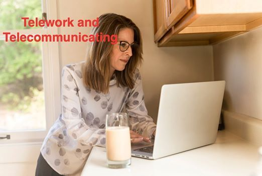 Will Telework and Telecommunicating Work for Your Business