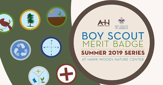Boy Scout Chemistry Merit Badge events in the City  Top