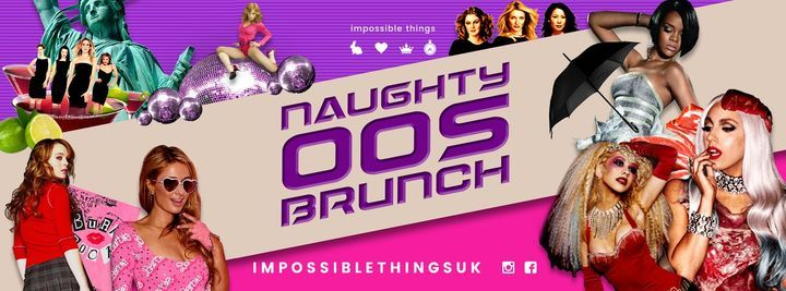 Naughty 00s Brunch -Al Fresco, 24 April | Event in Wimbledon | AllEvents.in