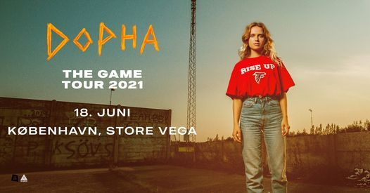 Dopha [support: Beinir] - VEGA - Ny dato, 18 June | Event in Copenhagen | AllEvents.in