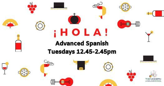 Advanced Spanish, 13 April | Event in Huddersfield | AllEvents.in