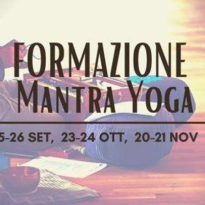 Formazione Mantra Yoga 2021