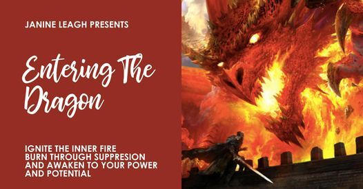 Entering The Dragon with Janine Leagh, 27 March | Event in Sheffield | AllEvents.in