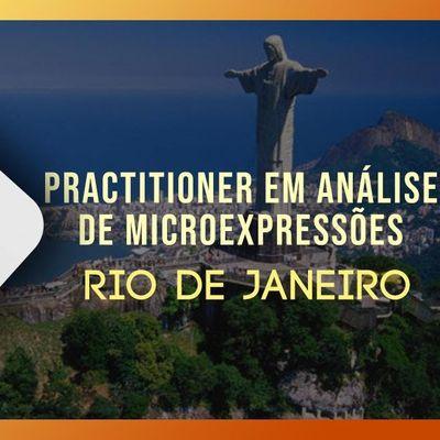 Practitioner em Anlise de Micro Expresses com Anderson Tamborim - Rio de Janeiro
