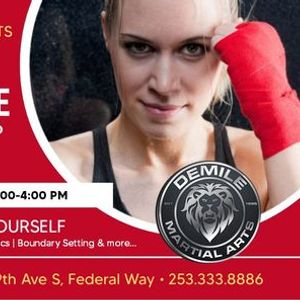 Womens Self-Defense Workshop