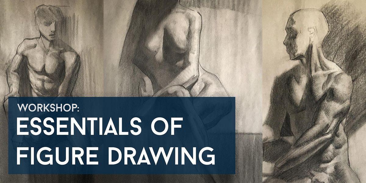 Workshop: Essentials of Figure Drawing, 1 November | Event in Montréal | AllEvents.in