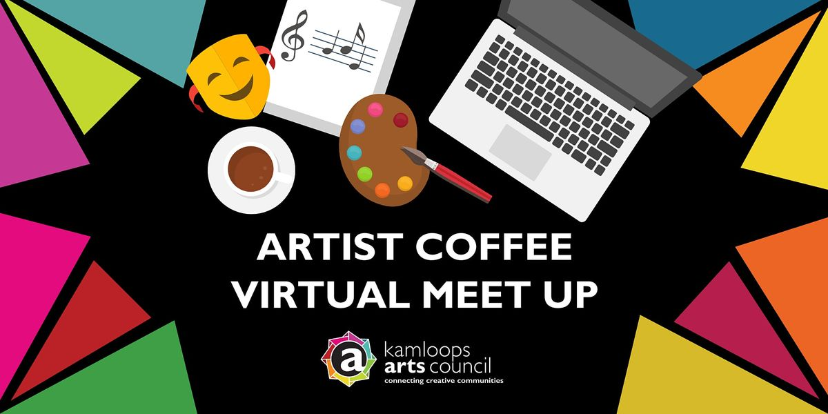 Artist Coffee - Virtual Meet Up | Online Event | AllEvents.in