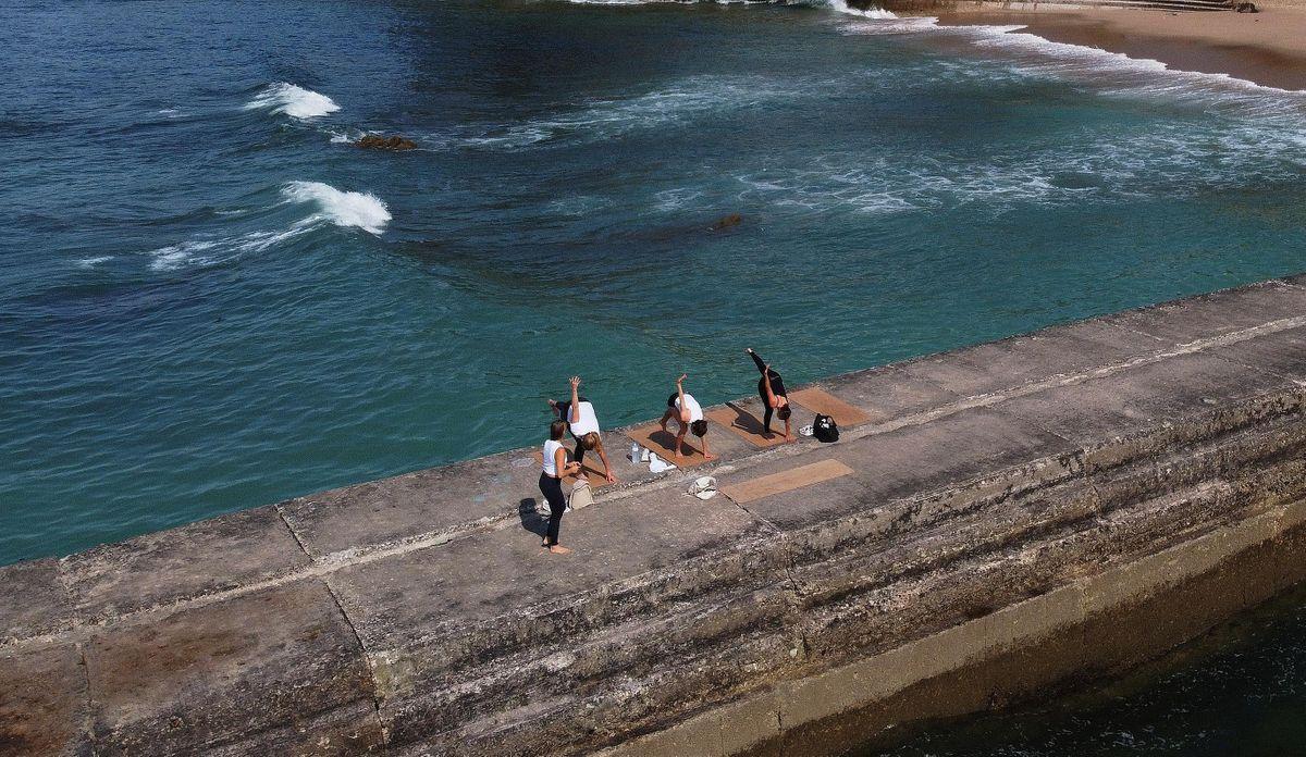 Beach Yoga Class in Moraira (Alicante, Spain)   Event in Moraira   AllEvents.in