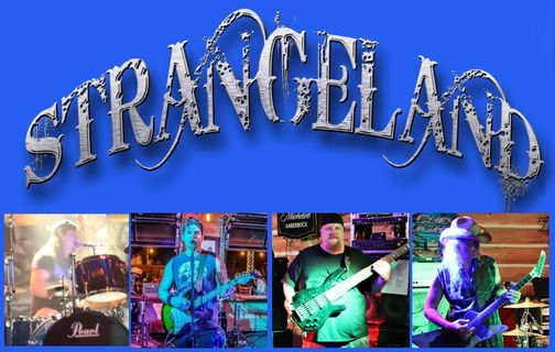 Strangeland at What The Hell Bar & Grill, 19 February | Event in Mesa | AllEvents.in