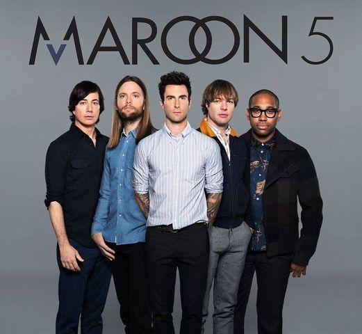 Maroon 5 & Meghan Trainor, 4 September | Event in Camden | AllEvents.in