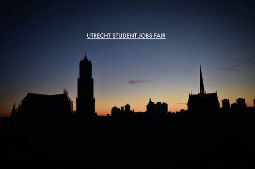 Utrecht Student Jobs Fair