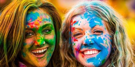 Holi in the City - NYC's Biggest Festival of Colors Party, 21 March   Event in York   AllEvents.in