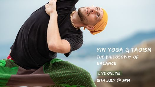 Yin Yoga Taoism The Philosophy Of Balance At Online Online