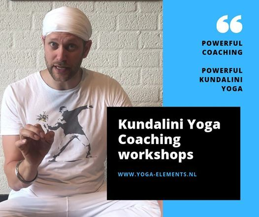 Kundalini yoga coaching workshops Lighten up your life
