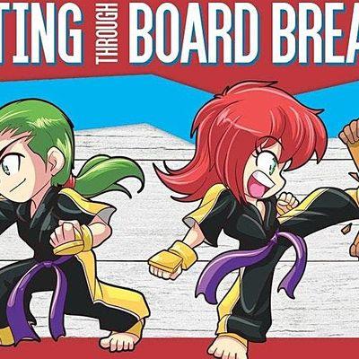 FREEGoal Setting Through Board Breaking Seminar (ages 5-12)
