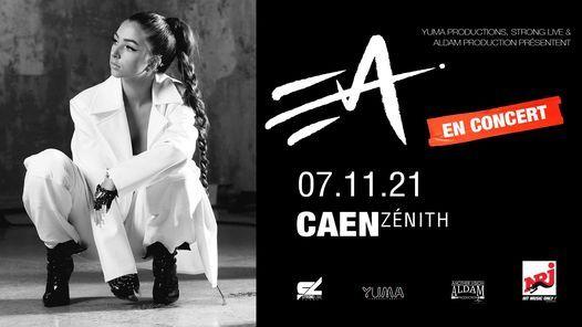 EVA  Znith Caen  24 octobre 2020
