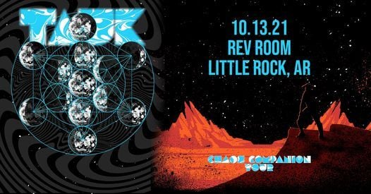 TAUK at The Rev Room, 13 October | Event in Little Rock | AllEvents.in