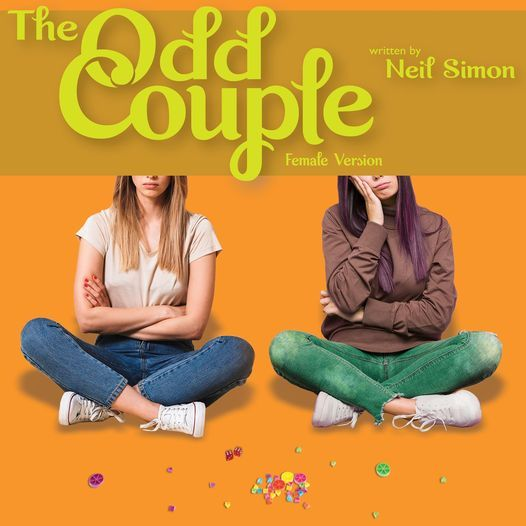 The Odd Couple: Female Version Auditions, 31 January | Event in Bismarck | AllEvents.in