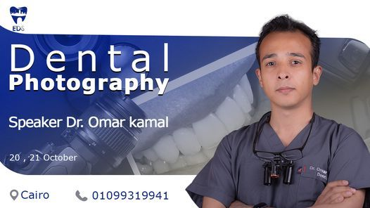 Dental Photography, 20 October | Event in Helwan | AllEvents.in