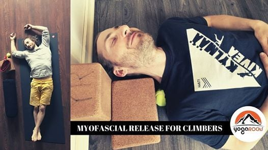 Myofascial Release for Climbers