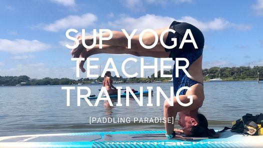 SUP Yoga Teacher Training, 6 November   Event in Palm Bay   AllEvents.in