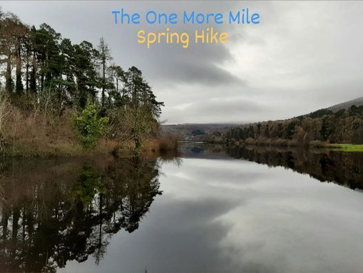 The One More Mile Spring Hike, 13 March | Event in Dublin | AllEvents.in